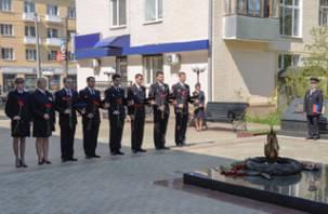 В Смоленске молодые офицеры полиции приняли присягу