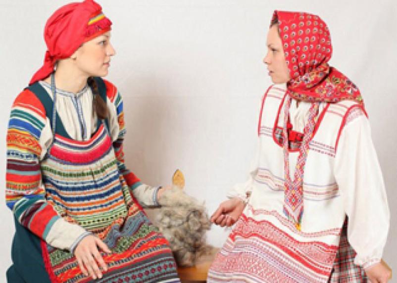В Смоленске проходит семинар, посвященный народному костюму