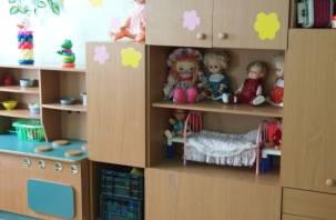 Из четырех детских садиков в Смоленске сделают два