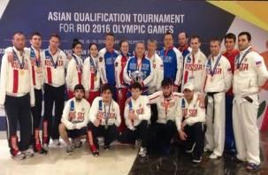 Смоленский спортсмен завоевал бронзу на чемпионате Азии по паратхэквондо