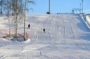 Строительство горнолыжного комплекса в Кардымовском районе так и не началось