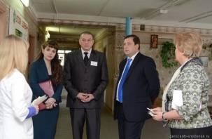 «Смоленскую область лихорадят скандалы»