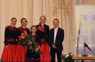 Смоляне отметили День православных женщин в Москве