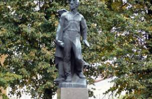 В Смоленске 50 лет назад был открыт памятник партизану-герою Владимиру Куриленко