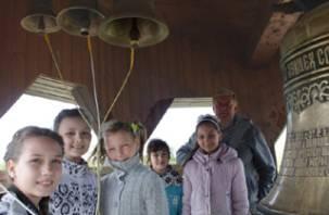 Фестиваль колокольного звона прошел на Смоленщине