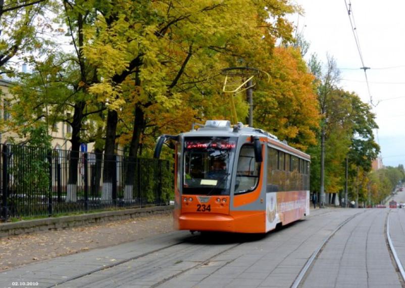 В смоленских трамваях и троллейбусах появилась новая маршрутная схема