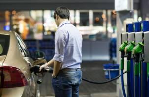 В Смоленске бензин дороже, чем у соседей