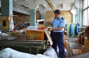 Смоленская таможня выявила около 300 тысяч контрафактных товаров