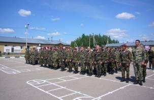 «Краповики» сдавали экзамены в Смоленской области. Фото