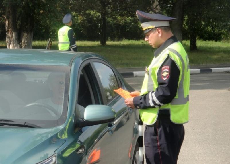 В выходные около 60 пьяных водителей сели за руль автомобиля