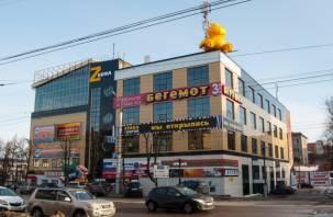 Крупный торговый центр в Смоленске официально признан самостроем
