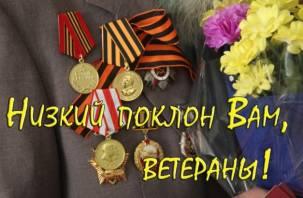 На Смоленщине стартовала акция «Низкий поклон вам, ветераны!»
