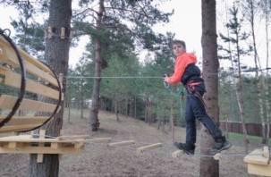 В Смоленском Поозерье открыт новый туристический объект