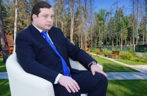 «Лесной простор» смоленского губернатора