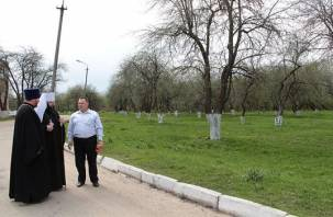 Возле рославльской больницы хотят построить часовню