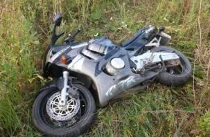 За сутки три человека пострадали в двух ДТП с участием мотоциклистов