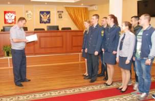 Курсантов Академии ФСИН России отправят в смоленские колонии
