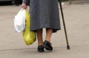В Смоленске внедорожник сбил пенсионерку