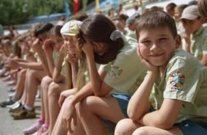 Москвичи проверят смоленские детские лагеря