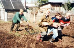 Госдума приняла законопроект о дачниках и садоводах