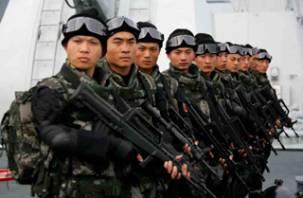 В Смоленск прибудет спецназ из Китая
