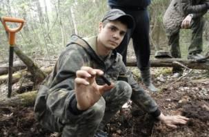 Смоленский поисковый отряд отправится в Воронежскую область