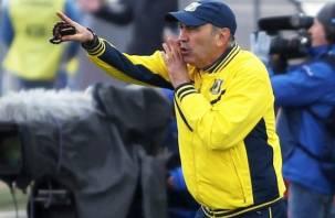 Бывший тренер смоленского «Кристалла» может возглавить российскую сборную по футболу