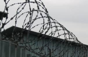 За побег из колонии смоленский осужденный получил три года тюрьмы