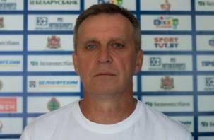 Главный тренер «Славутича» переехал в Витебск