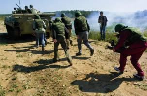 Смоленских журналистов научат работать на войне