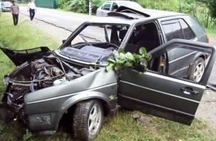 В ДТП погибла молодая смолянка, ребенок и водитель госпитализированы