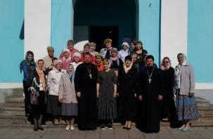 В Смоленской области учрежден филиал Союза православных женщин