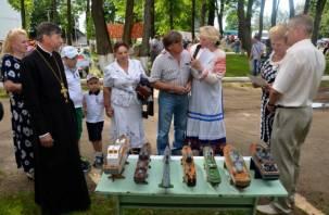 Поселок Хиславичи отметил 566 лет со дня основания