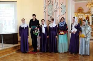 В смоленском православном училище состоялся выпускной