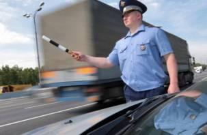 На трассе М1 усилили контроль скоростного режима