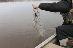 Смолянин нарыбачил на 55 тысяч рублей
