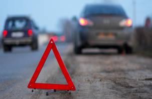 Два ВАЗа столкнулись в Хиславичском районе. Есть пострадавшие