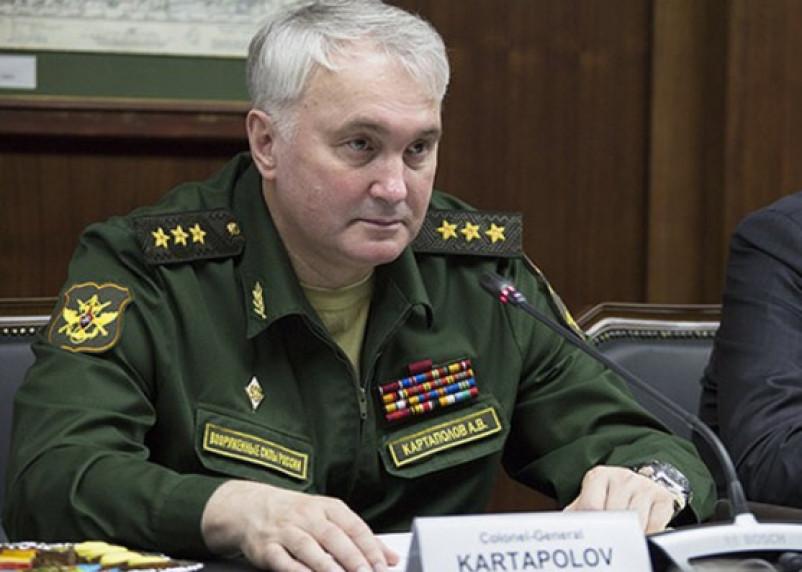 Командующий Западным военным округом проверит Смоленск