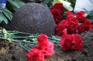 В Сычёвке откроют памятник павшим солдатам из Удмуртии