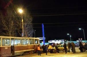 В Смоленске разыскивают свидетелей смертельного ДТП с участием трамвая
