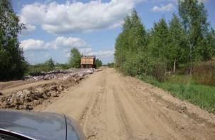 Ртуть заказывали? В Смоленской области отходами со «Стеклоприбора» отсыпают дорогу