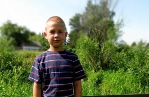 Восьмилетний смолянин спас тонущего малыша