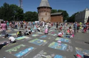 В Смоленске отмечают День защиты детей. ФОТО
