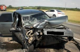 Два человека погибли в ДТП под Дорогобужем