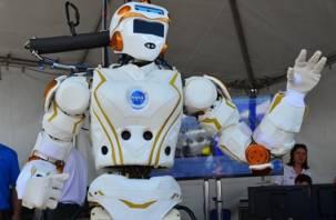 Смолянин победил в конкурсе робототехники