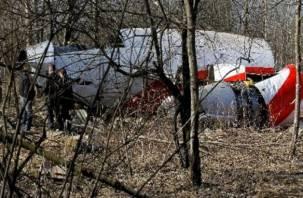 Поляки собираются эксгумировать тела погибших в авиакатастрофе под Смоленском