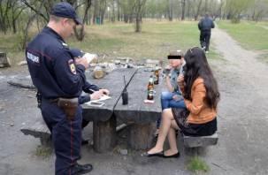 В Смоленске стартовала акция «Здоровый образ жизни»