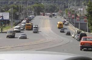 Транспортный коллапс наступает на Смоленск