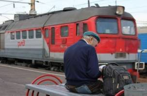 На праздники пустят электрички Москва – Гагарин