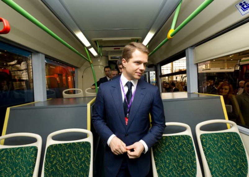 Вице-мэр Москвы рассказал про смоленские трамваи